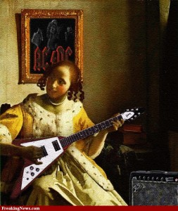 Girl-with-an-Electric-Guitar-Old-Painting--63838